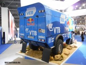 КАМАЗ-4326 rear