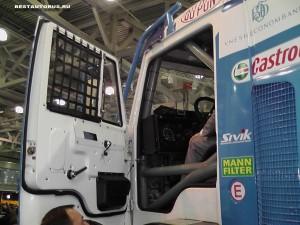 КАМАЗ-4911 кабина