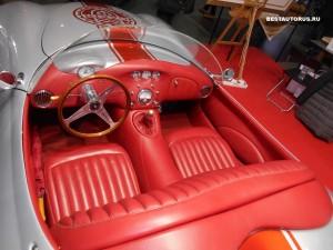Cardi Body seats