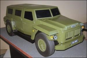 ЗИЛ 4х4 модель 2