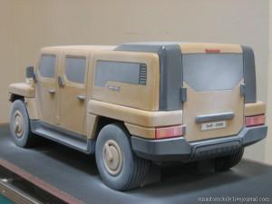 ЗИЛ 4х4 модель 3