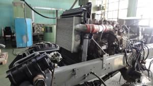 Спецавтомобиль ЗИЛ двигатель