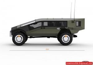 Спецавтомобиль ЗИЛ 3d 1