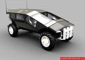 Спецавтомобиль ЗИЛ 3d 3