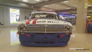 ГАЗ-24 кольцевая face