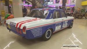 ГАЗ-24 кольцевая rear right