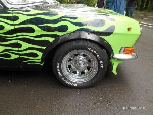 Шины Cooper Cobra radial GT спериде размерностью 215/60 R15 на дисках US Wheels