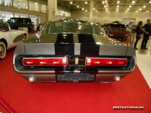 Shelby GT500 1967 Eleanor ass