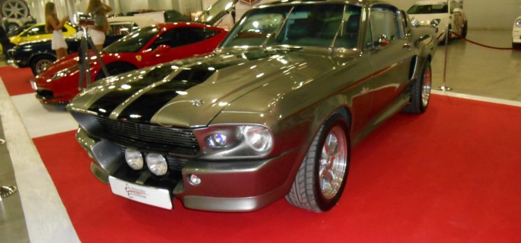 Shelby GT500 1967 «Eleanor»