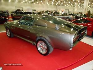 Shelby GT500 1967 Eleanor left-rear