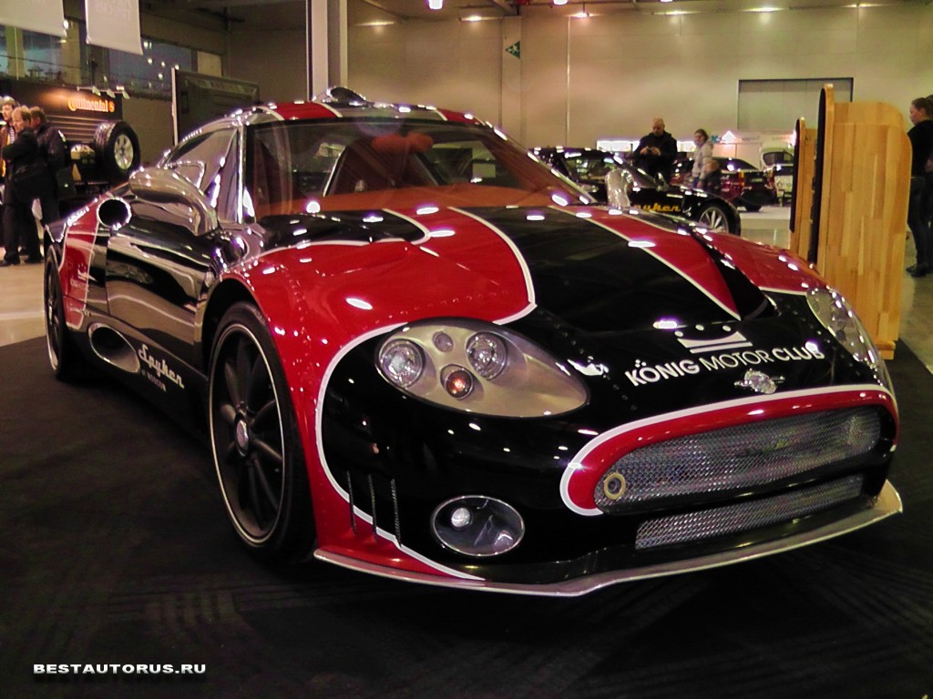 Spyker 03-