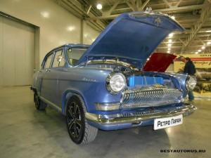 ГАЗ-21 V8 lexus
