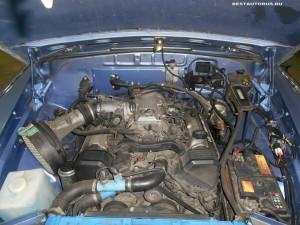 ГАЗ-21 V8 lexus engine