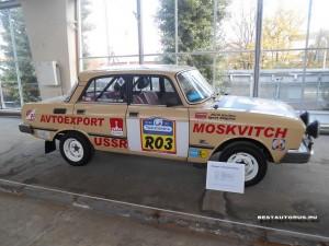 Москвич АЗЛК-2140-1600SL right