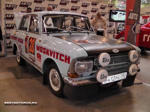 Москвич АЗЛК-412 ралли 3