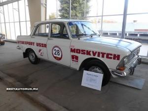 Москвич АЗЛК-412 ралли