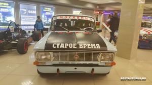 Москвич ИЖ-412 ралли face