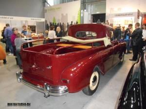 ГАЗ М20 пикап rear