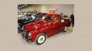 ГАЗ М20 «Победа» пикап 1955 года.