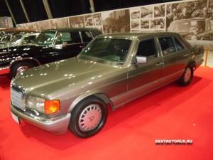 Mercedes-Benz 500 SEL V126 _02