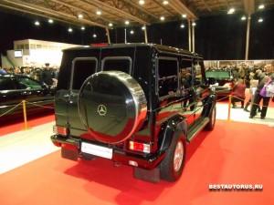 Mercedes-Benz G500 W463 _02