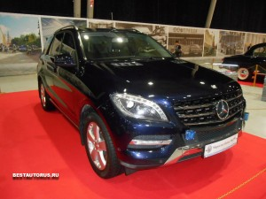 Mercedes-Benz ML350 W166 _01