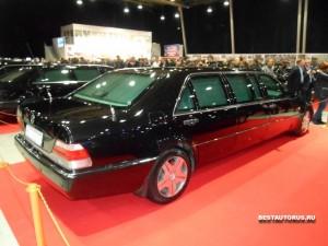 Mercedes-Benz S600 Pullman V140 _03