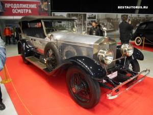 Rolls-Royce Phantom 1 Open Tourer Pall Mall _01