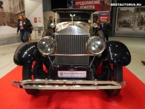 Rolls-Royce Phantom 1 Open Tourer Pall Mall _02