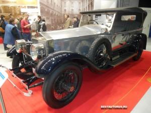 Rolls-Royce Phantom 1 Open Tourer Pall Mall _03