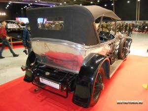 Rolls-Royce Phantom 1 Open Tourer Pall Mall _04
