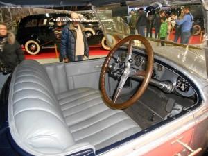 Rolls-Royce Phantom 1 Open Tourer Pall Mall _05