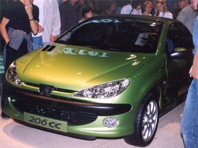 peugeot206cc