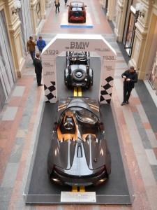 BMW 328 Hommage -