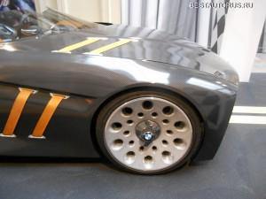 BMW 328 Hommage frontwheel