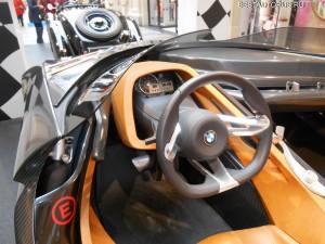 BMW 328 Hommage wheeldrive
