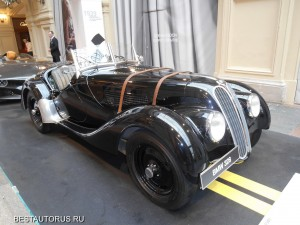 BMW 328 frontright