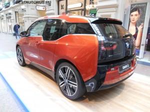 BMW i3 rearview