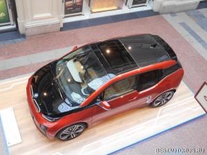 BMW i3 up
