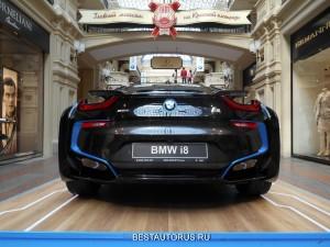 BMW i8 ass