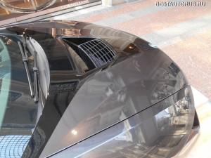 BMW i8 hood