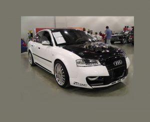 Audi A6 с мотором мощностью 630 л.с.