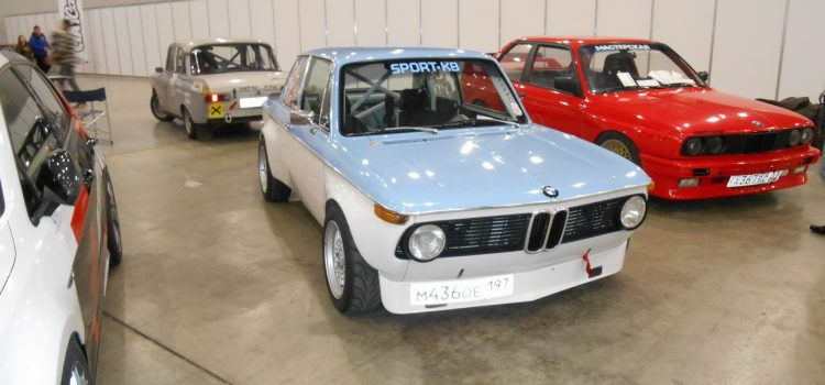 BMW 2002 Turbo 1977 года.