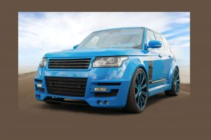 Range Rover Voque SE 5.0 Superchargered V8