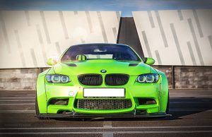 BMW 3 Series Coupe Turbo 650hp