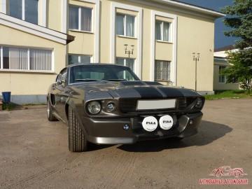 Shelby GT500 от компании «Антикварные автомобили».