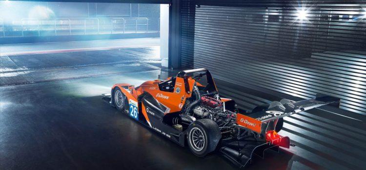 Тест гоночного прототипа Ligier JS 53