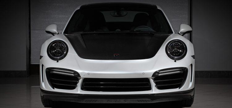 Porsche 991 Stinger GTR gen.2 от тюнинг-центра TopCar