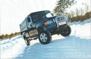ГАЗ 2308 «Атаман».