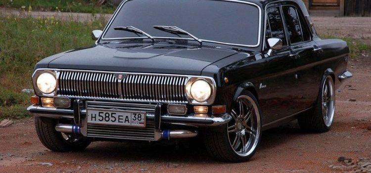 ГАЗ-24 на основе Toyota Aristo